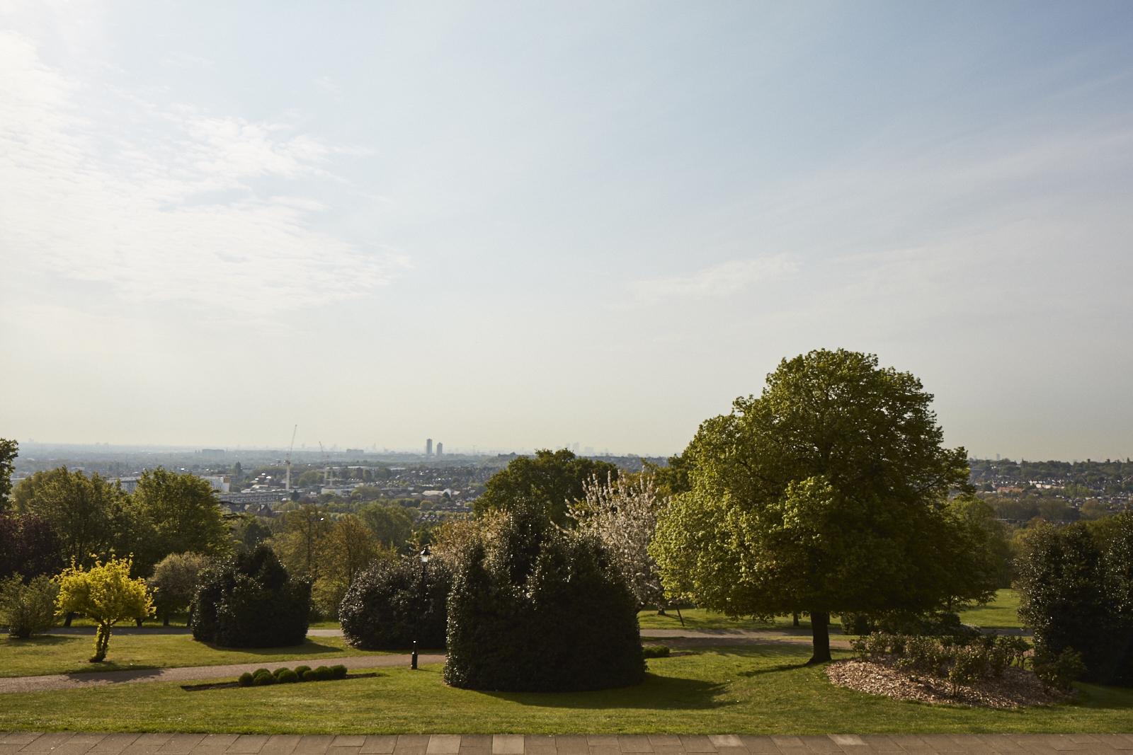 Explore The Park at Alexandra Palace