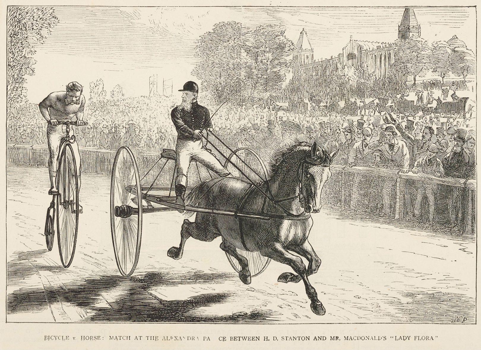 Racing Ahead at Ally Pally > Alexandra Palace