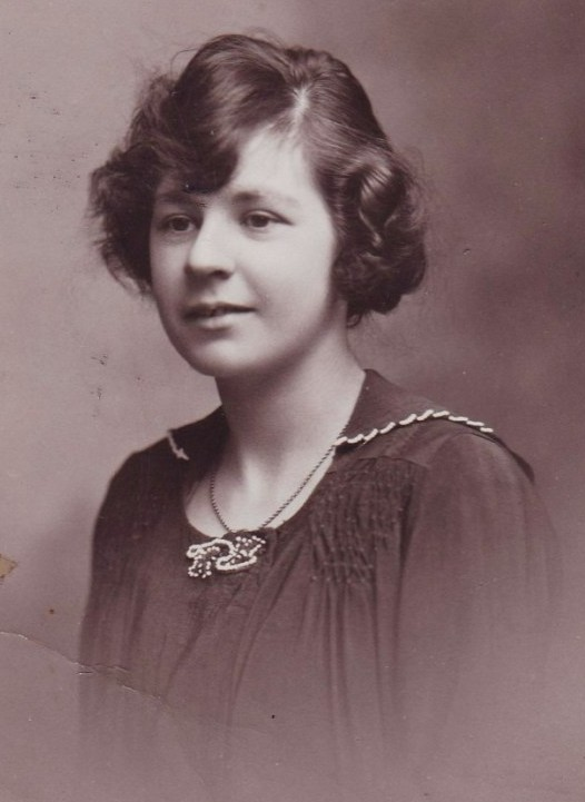 Marie Wilkinson, April 1920