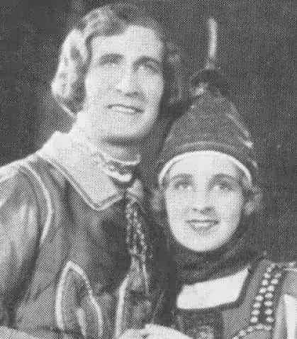 Leslie Rands and Marjorie Eyre