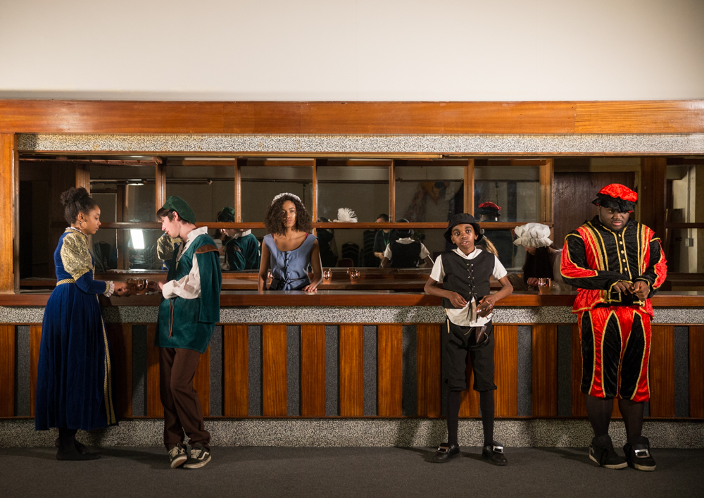 Transmitter Hall bar Credit: Tracey Anderson
