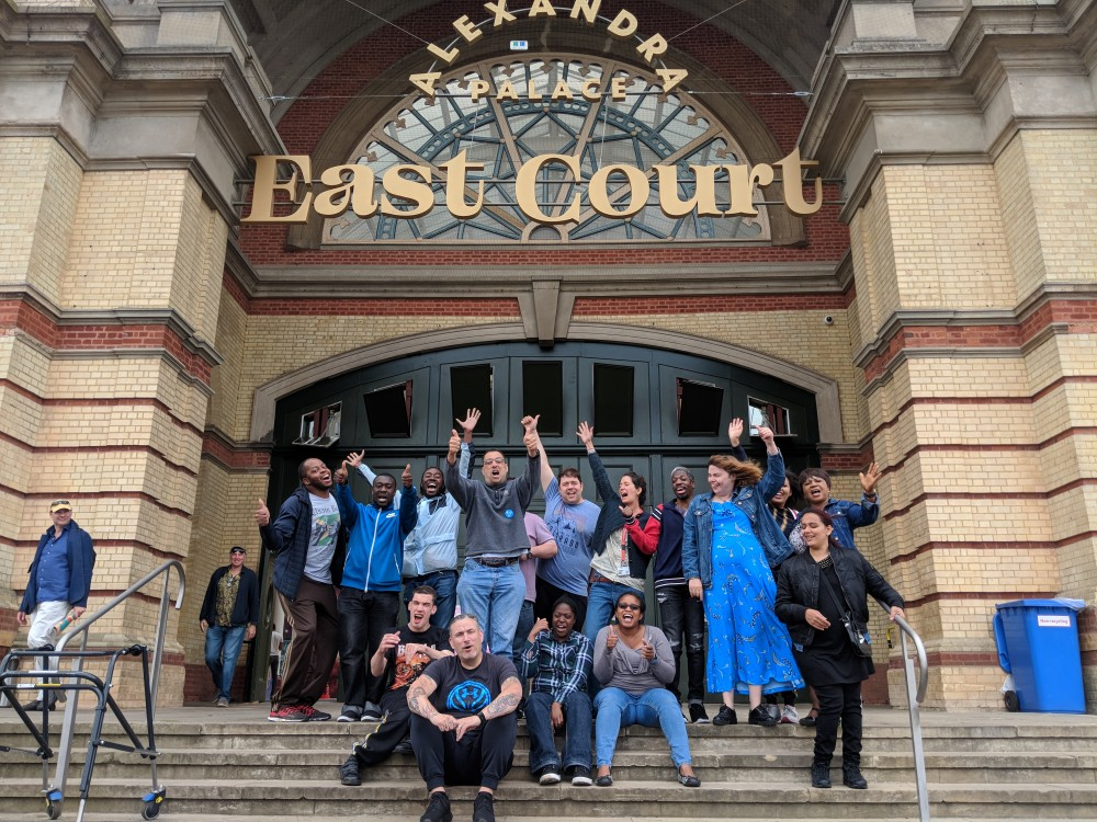 East Court Revolution