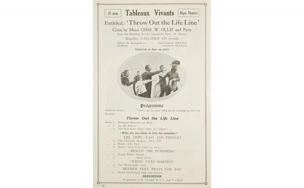 Tableaux Vivants